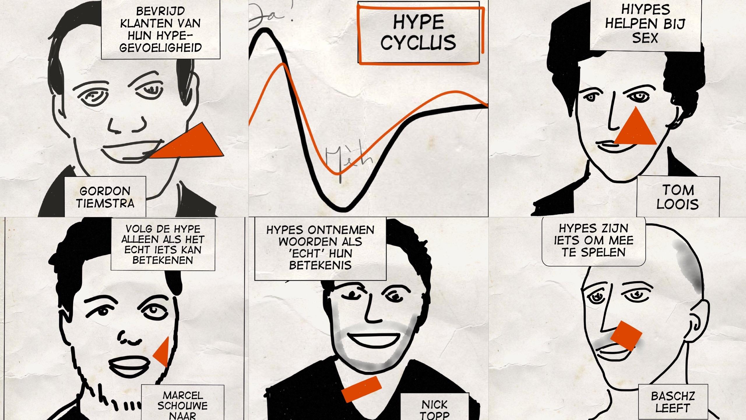 Wat kan een ontwerper met hypes?